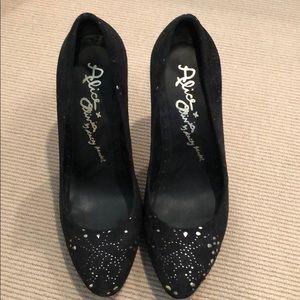 Alice and Olivia By Stacey Bendet Platform Heels